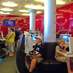 Интернет-кафе Барды