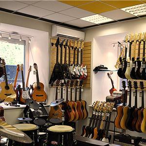 Музыкальные магазины Барды