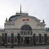Железнодорожные вокзалы в Барде