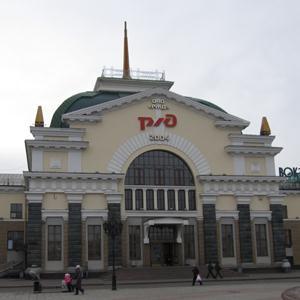 Железнодорожные вокзалы Барды